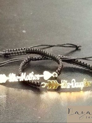 Mother & Daughter Bracelets